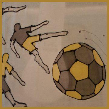 אהיל ילדים כדורגל | אהילים מעוצבים לחדרי הילדים | יהודית ולצמן