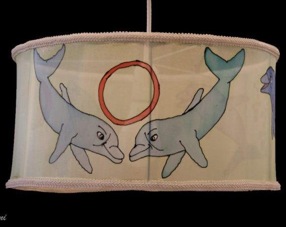 אהיל לילדים דולפינים | אהילים מעוצבים לחדרי הילדים | יהודית ולצמן