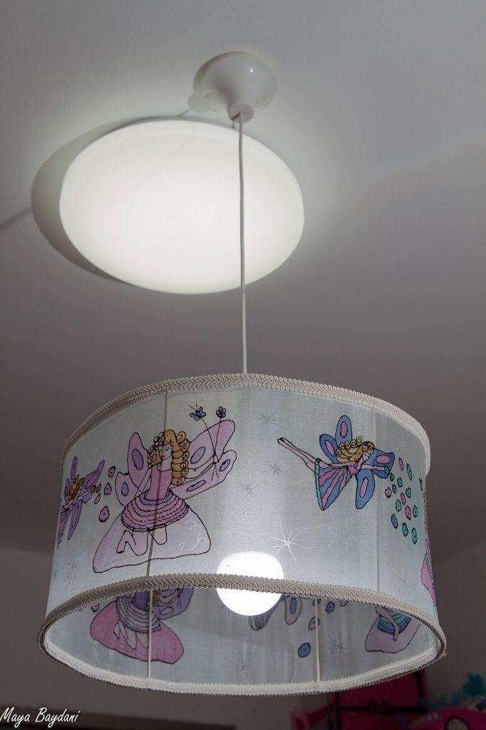 תאורה צמודת תקרה | יהודית ולצמן
